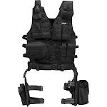 "Barska Loaded Gear Vx-100 Tactical Vest And Leg Platform, 22"" x 38.5"""