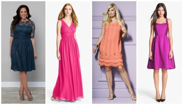 Dresses to wear in the evening