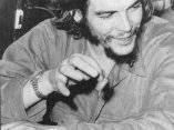 Entrevista  en La Cabaña al Che. 1959.