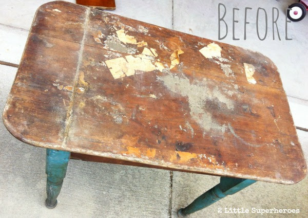 how to refinish antique wood furniture