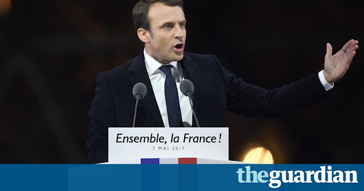 French election: Emmanuel Macron wins presidency by decisive margin | World news | The Guardian
