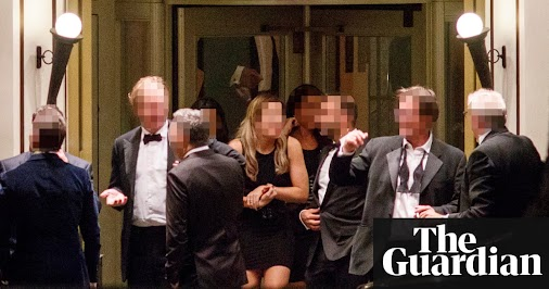 Sex and the City: life as a hostess in London's gilded halls  In the wake of the Presidents Club scandal...