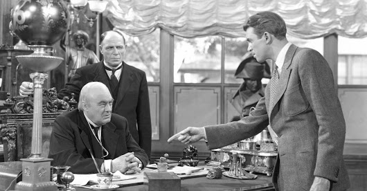 The Morality of Banking in 'It's a Wonderful Life' - The Atlantic