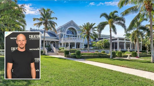 Self-Help Guru Tim Ferriss Is Tired of Waiting for a Buyer, Puts Florida Home Up for Auction - SFGate