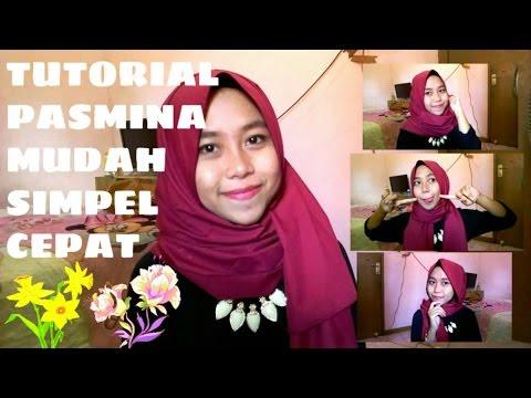 VIDEO : [tutorial hijab pashmina 4 style sehari-hari] - mudah, simpel, cepat. untuk kerja, kuliah, hangout. - hai guys! kali ini videonya aku buathai guys! kali ini videonya aku buattutorial hijabpashima yang gampang banget untuk dipakaih ...