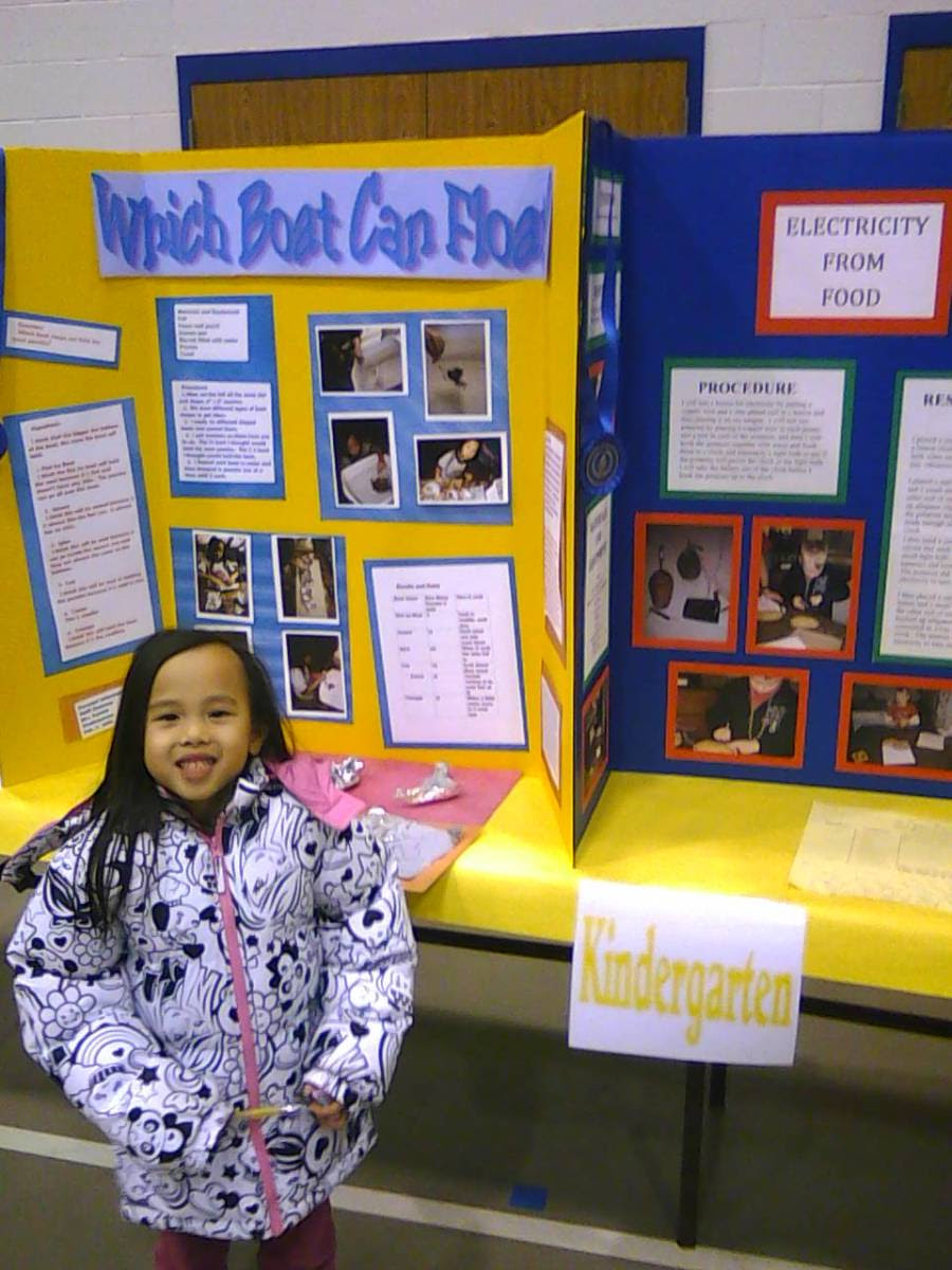 How to do a Great Elementary Science Fair Project and ...