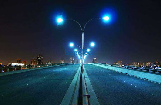 Is the Light of LED Street Lights bad for our Health?