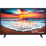 "Vizio D-Series 32"" Class - 1080p 60Hz Full-Array Led Smart Hdtv, Black"