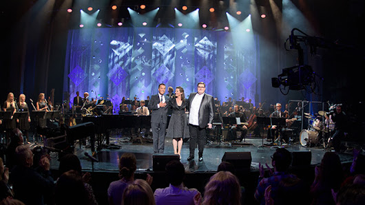 "Amy Grant, Michael W. Smith, and Jordan Smith headline BYUtv's ""Christmas Under the Stars"" special 