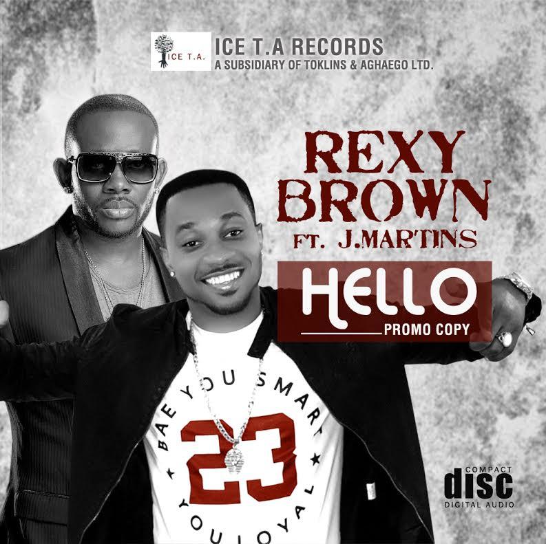 Rexy Brown ft. J Martins - Hello