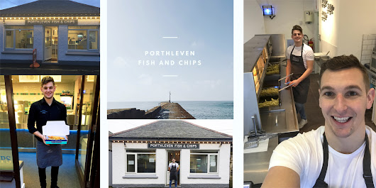 Porthleven Fish and Chips - Move Over Big Brother!... - Chippy Chat