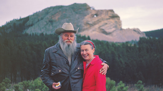 Ruth Ziolkowski, Who Was Instrumental in Crazy Horse Memorial, Dies at 87