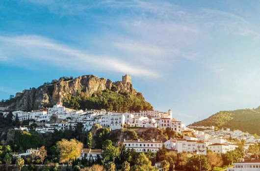 The best fortresses and castles in Andalucia, southern Spain