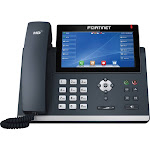 Fortinet FON-570 Ip Phone With A 7-inch Color Touch Screen 29 Programmable Keys Poe And 10/100/ (fon570)