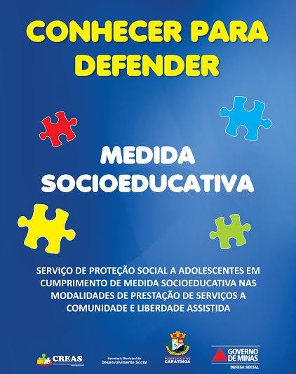Divulgação de Medidas Socioeducativas - Governo de Minas Gerais