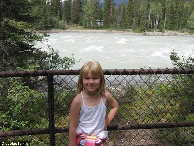 Coward was originally charged with the first-degree murder of Amber (pictured), but she pleaded guilty to the act in the second degree last month