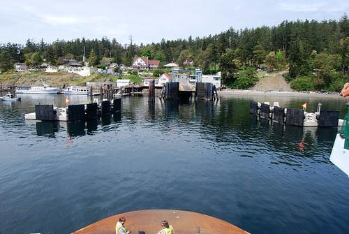 SR 20 north @ Orcas Dock