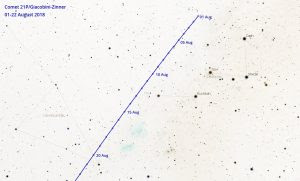 Comet 21P Finder Chart 2