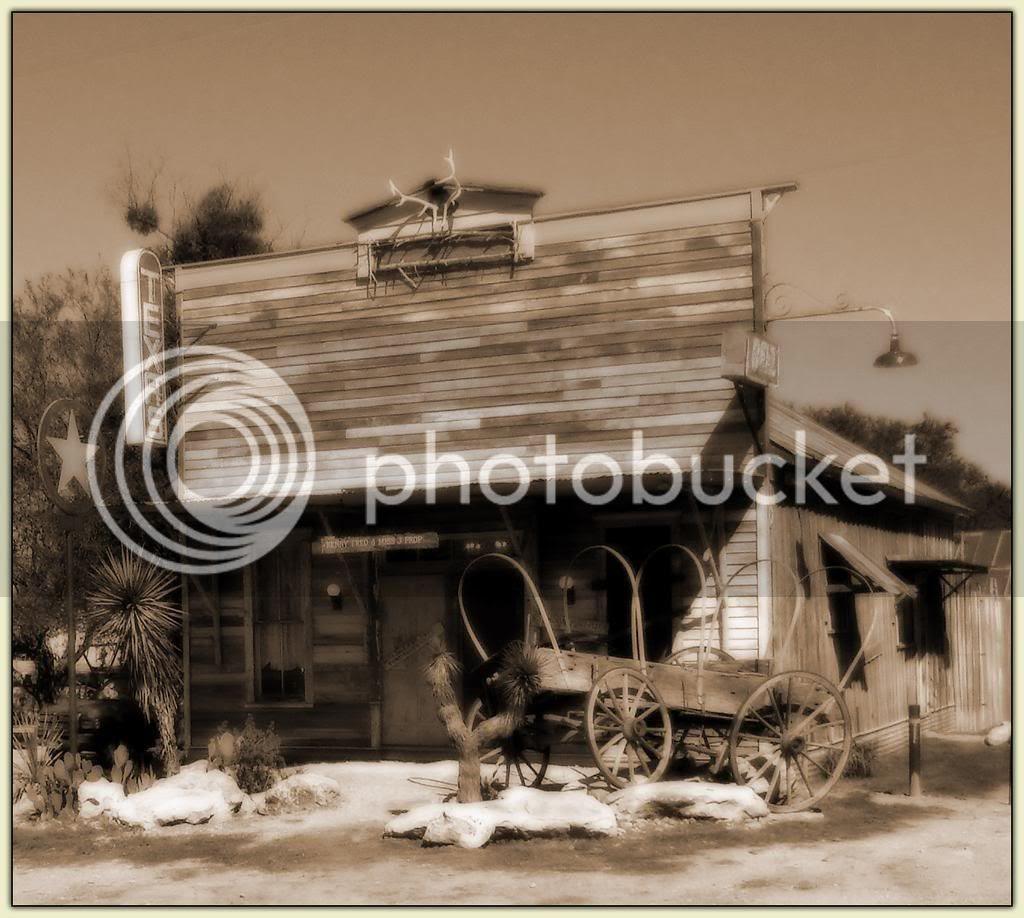 Old Timey Texas