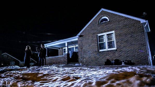 La «Casa Embrujada» en Hanover, PA.