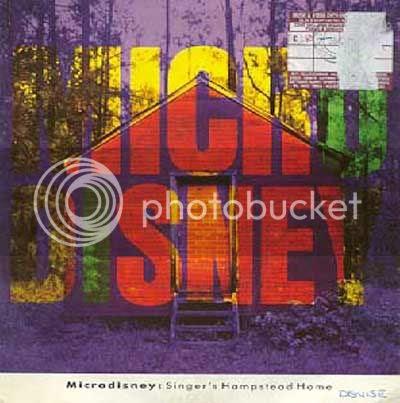 Microdisney - Singer's Hampstead Home