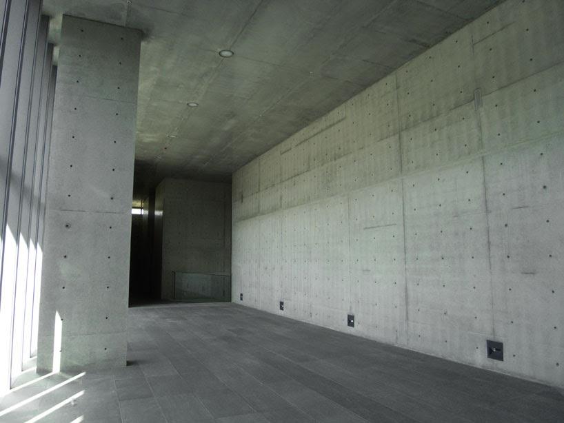 tadao ando: hansol museum, korea