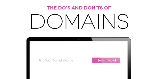 The Do's and Don'ts of Domains | BlackStone Studio