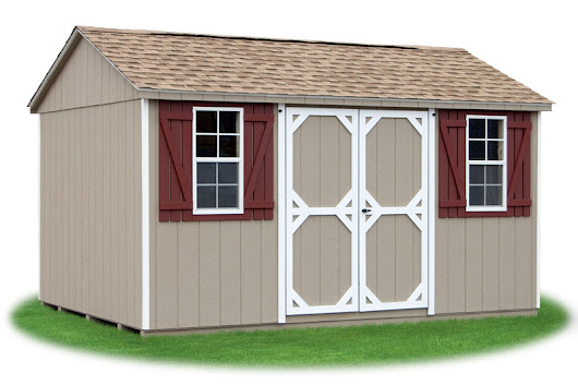 Garages, Cabins and Sheds For Sale by the Amish | Buy Direct