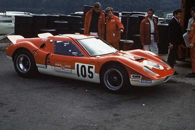 Lotus 62, BOAC 500, Brands Hatch