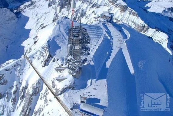 03-The Highest Suspension Bridge in Europe