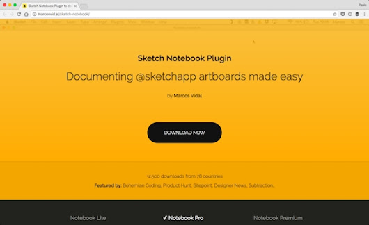 20 Best Sketch Plugins to Improve Your Workflow | Design Posts