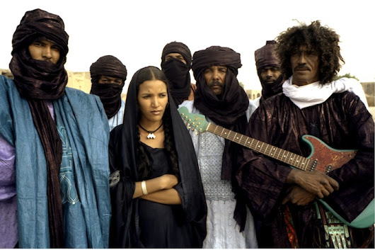 Meet the Nomadic Berber Rock Band who play the Desert Blues
