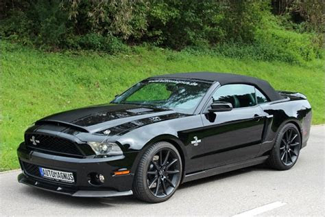 ford mustang shelby gt  super snake mit  ps