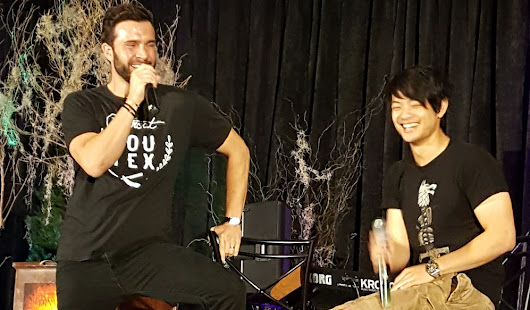 Gil McKinney and Osric Chau talk 'Supernatural,' 'Dirk Gently' and new music - Movie TV Tech Geeks News