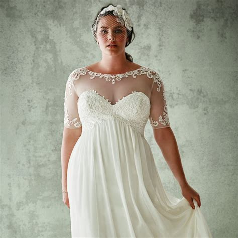 David's Bridal Plus Size Wedding Dresses   POPSUGAR Fashion
