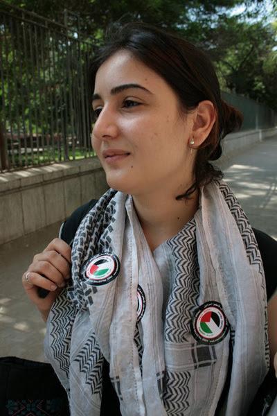 Lina al Sharif