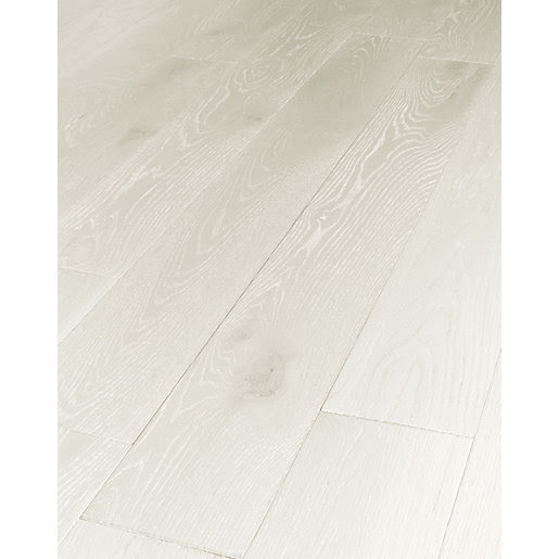 White Solid Wood Flooring Uk The Expert