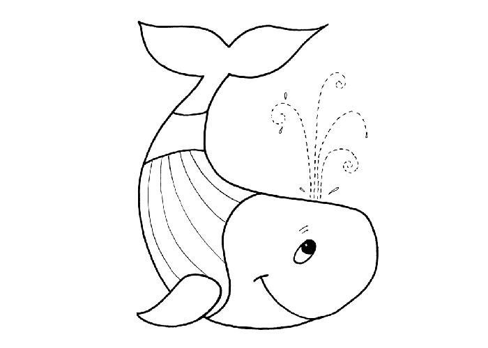 Lasierrasurenriversidecacasasdeventa: Cute Whale Coloring Pages