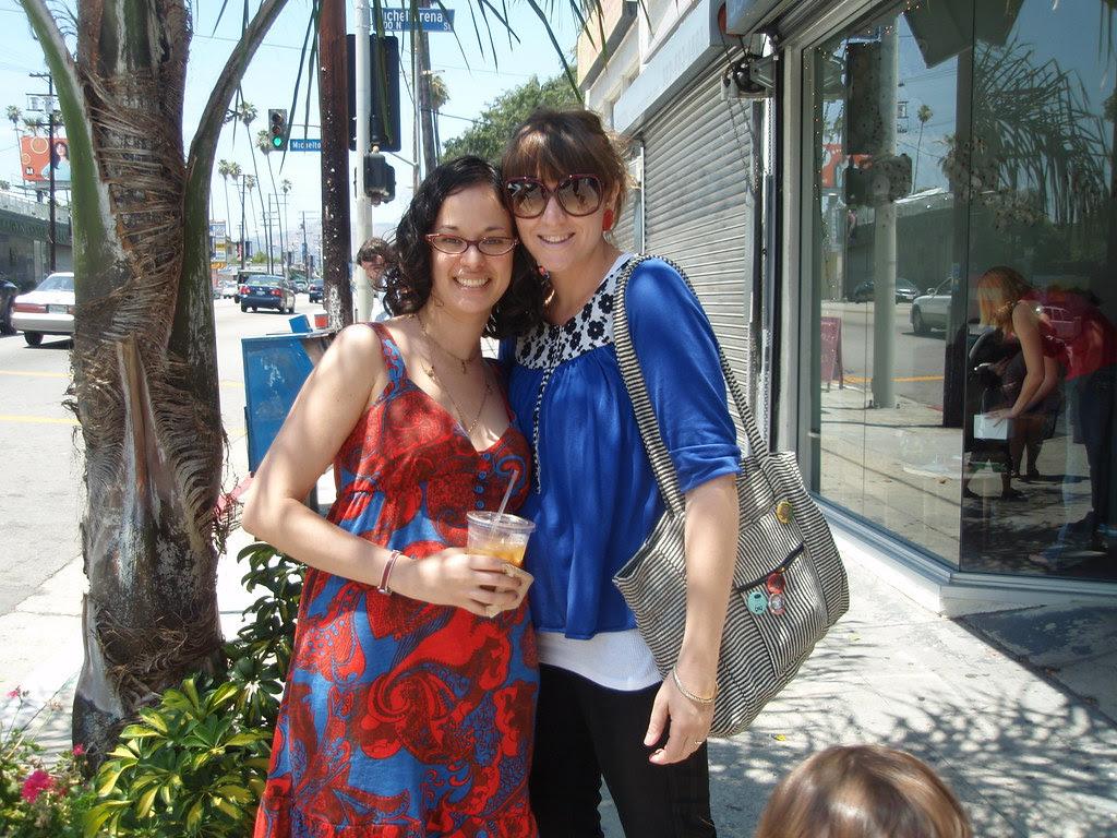 Rachel Fershleiser and Rebecca Woolf