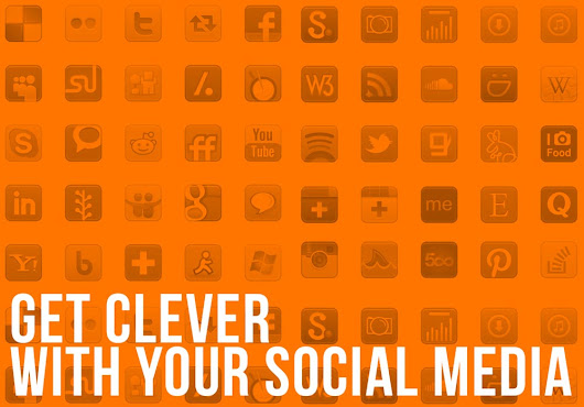 Get Clever with your Social Media - Pierce Creative | Creative Agency in Sunny San Diego