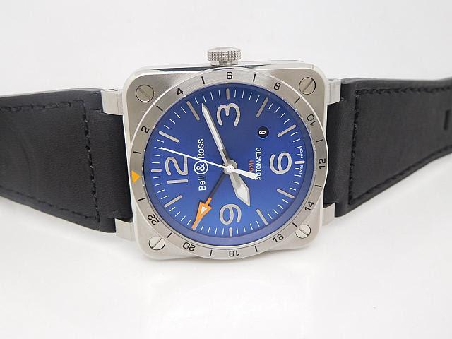 Bell Ross BR03-93 Blue Dial