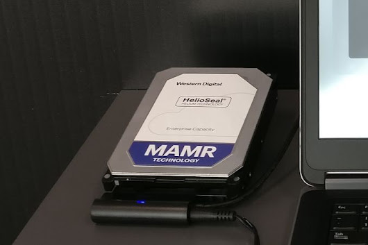 Western Digital Stuns Storage Industry with MAMR Breakthrough for Next-Gen HDDs
