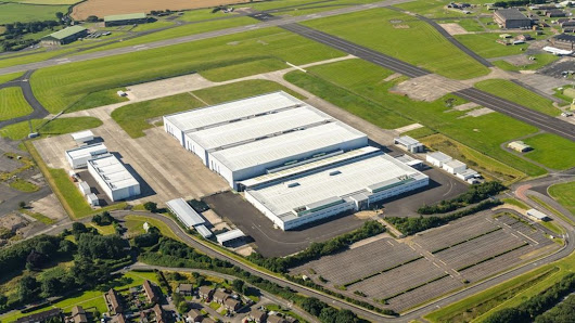 Aston Martin buys St Athan land for DBX car factory - BBC News