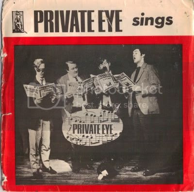 Private Eye Sings 1