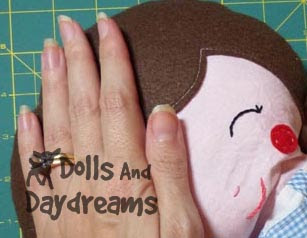 how to stuff a dolls head copy