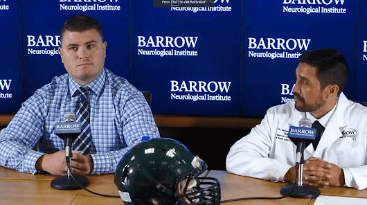 Barrow Concussion Survey: More Arizona Parents, Teens Leaving Football | Barrow