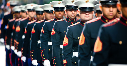 9 reasons to consider a veteran for your company's next hire