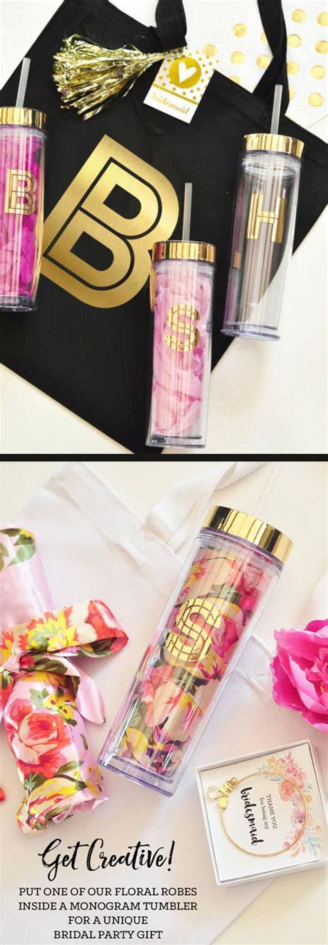 Inexpensive Bridesmaid Gift Cup Cheap Bridesmaid Gift by