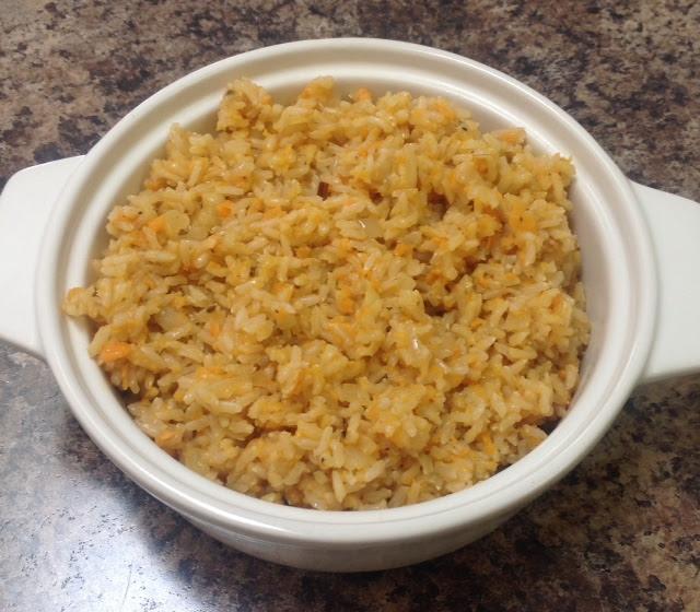 Sweet Potato rice - Plant Based and Vegan Goodness - VEGAN ...