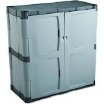 Rubbermaid Double-Door Storage Base Cabinet